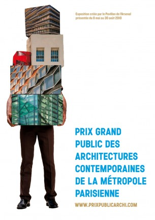 PRIX GRAND PUBLIC DES ARCHITECTURES CONTEMPORAINES