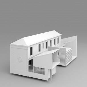 3ème PRIX GRAND PUBLIC DE L'ARCHITECTURE DANS LA SECTION MAISON INDIVIDUELLE